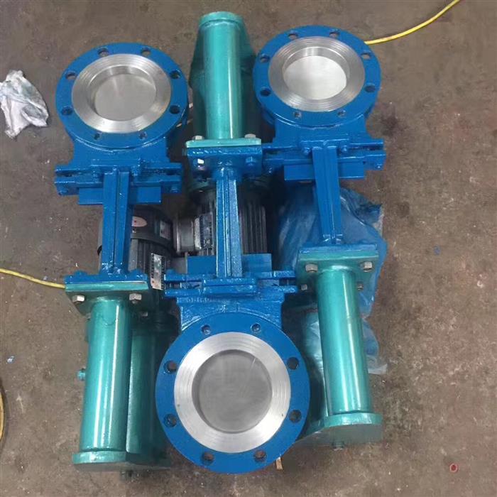 电液动闸阀