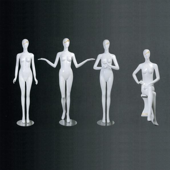时装模特道具