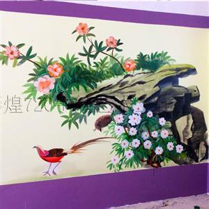 贵州彩绘艺术佼佼者,贵阳墙绘,贵州油画,贵州3D墙绘,贵州手绘墙,贵阳幼儿园彩绘-凯里市彩煌720手绘艺术工作室