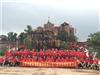 东莞市宏安塑胶模具公司农家乐团队拓展八周年庆典在东莞松湖生态园圆满完成