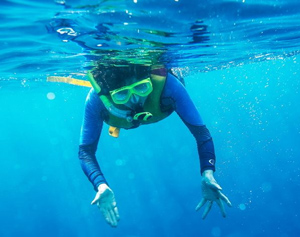 Open up a new era of snorkeling