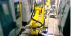 现代汽车发动机缸盖生产线Fanuc+JRT